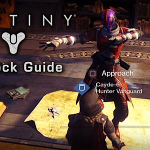 Destiny Beta - Warlock the Space Wizard Starter