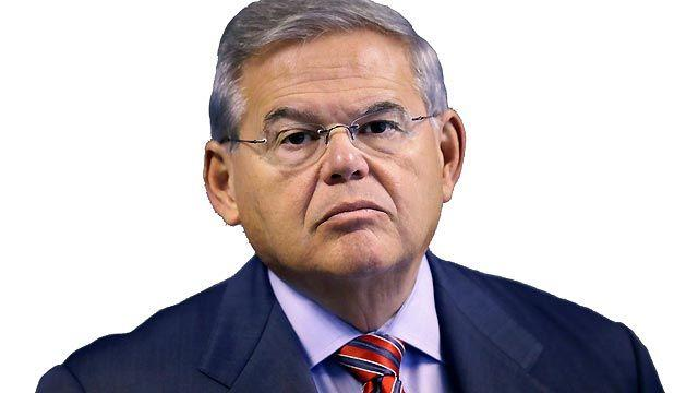Federal grand jury indicts Sen. Robert Menendez