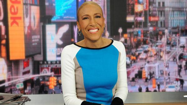 Robin Roberts returns to Good Morning America