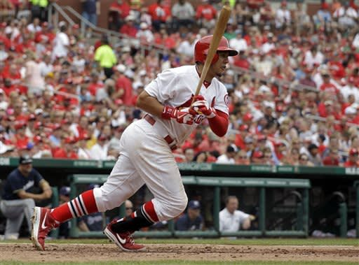 Cardinals beat Lohse again, top Brewers 4-2