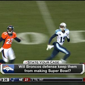 Will Denver Broncos' defense keep them from Super Bowl?