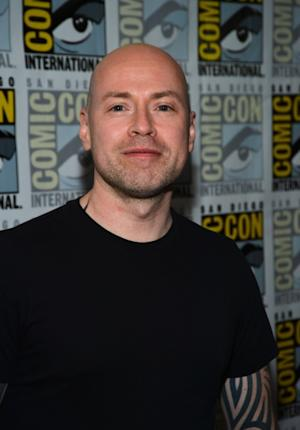 Steven S. DeKnight attends the 'Spartacus' Press Room during 2012 Comic-Con International held at the Hilton San Diego Bayfront Hotel on July 13, 2012 -- Getty Images
