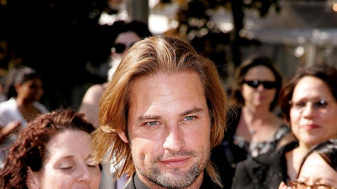 Josh Holloway at the 2007 ABC UpFront.
