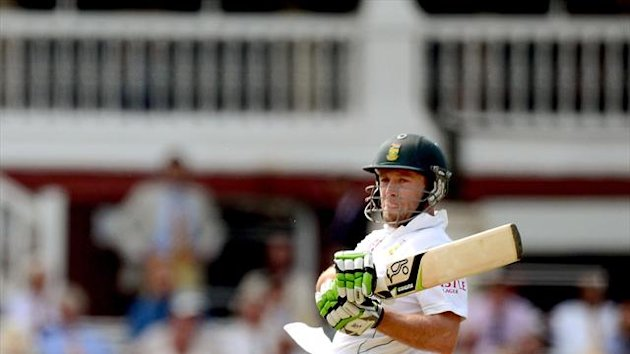 AB De Villiers hit a ton as South Africa took total control against Pakistan