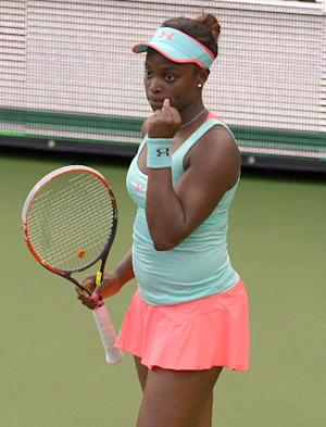 Sloane Stephens requests birthday gifts online