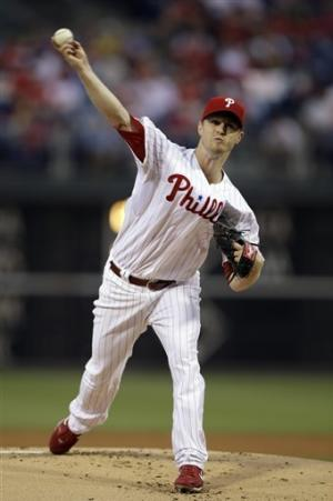 Pence helps Phillies beat Marlins 6-4