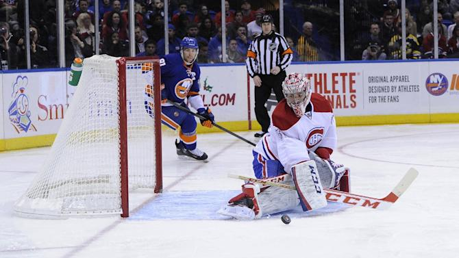 Pacioretty, Price lift Canadiens over Isles 1-0