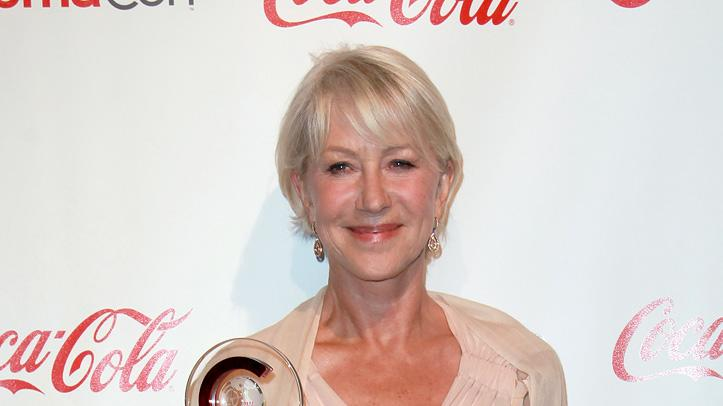 2011 CinemaCon Las Vegas Helen Mirren