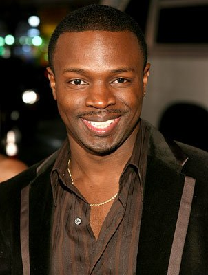 Sean Patrick Thomas at the Hollywood premiere of Warner Bros. Pictures' The Fountain