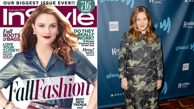 Drew Barrymore: I Want More Kids