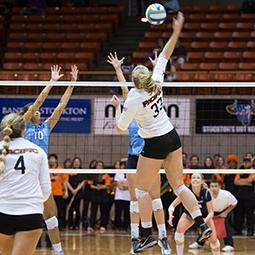 WCC Volleyball Player of the Week | November 24, 2014