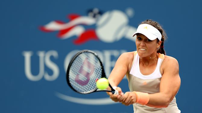 2013 US Open - Day 1