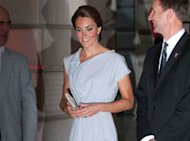 Kate Middleton Leaves Prince William At Home To Watch England As She Heads To The Theatre