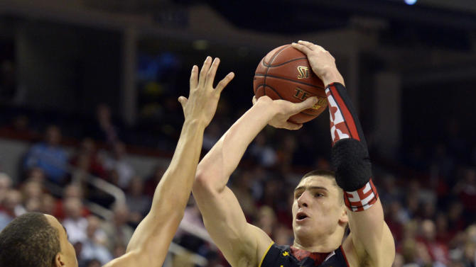 NCAA Basketball: ACC Tournament-Maryland vs North Carolina