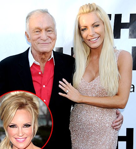 Hugh Hefner, Crystal Harris to Marry on New Year's Eve, Bridget Marquardt Says