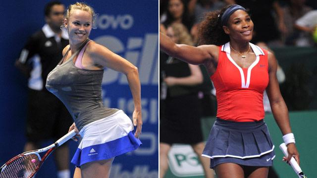 Serena Mum on Wozniacki Impersonation