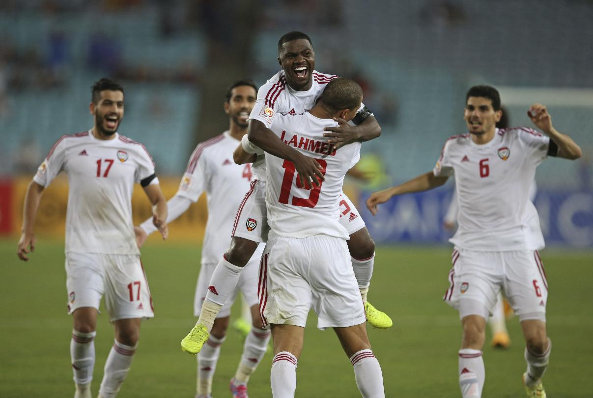 Asian Cup: UAE, Iraq win quarterfinals on penalties