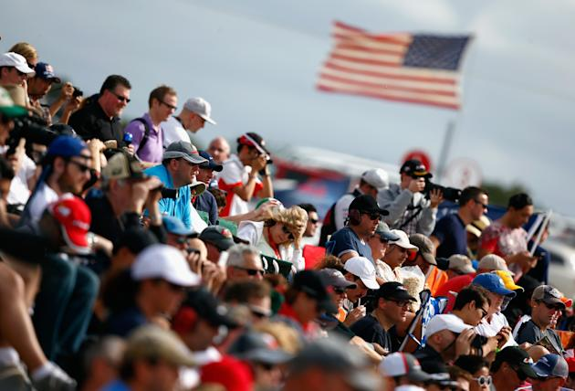 F1 Grand Prix of USA - Qualifying