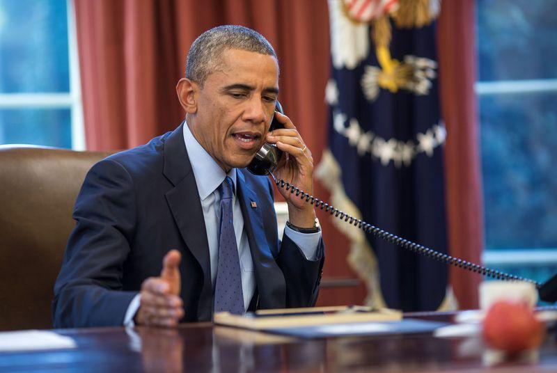 President Obama signs bill curbing NSA powers into law