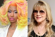 Stevie Nicks Apologizes for Saying She'd 'Strangle' Nicki Minaj