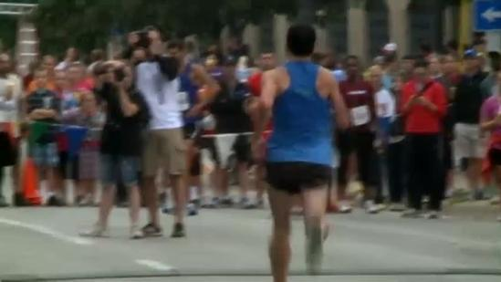 Race helps raise money for lung association