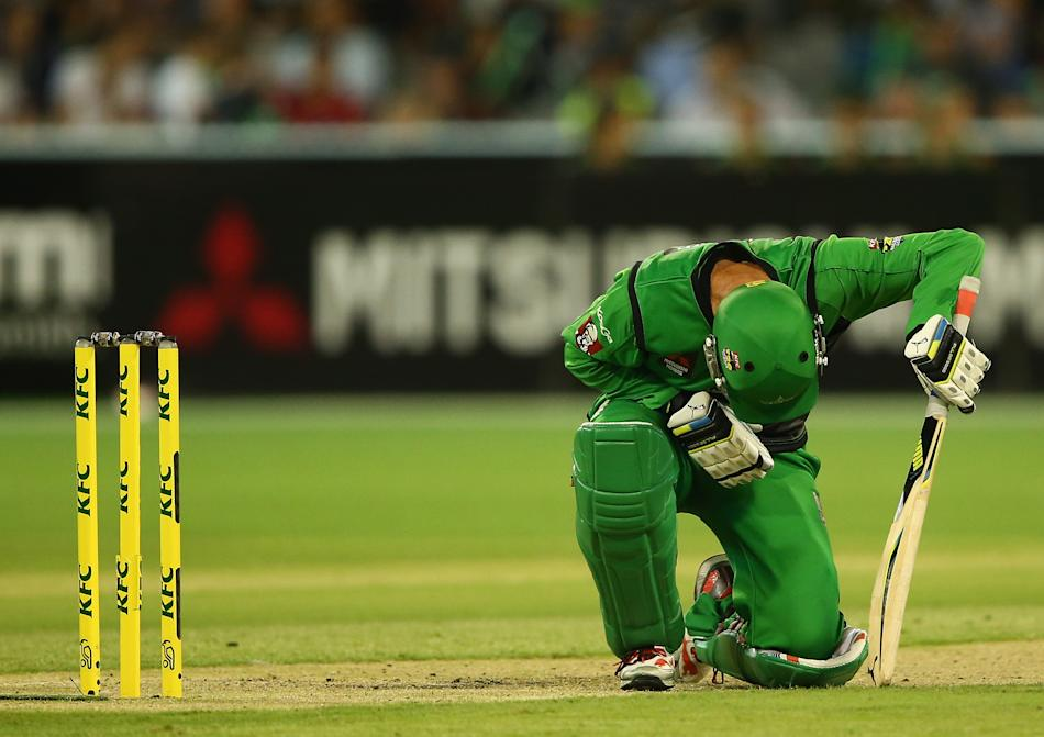 Big Bash League - Stars v Hurricanes