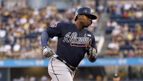 Braves jump on Liriano in 11-3 win over Pirates