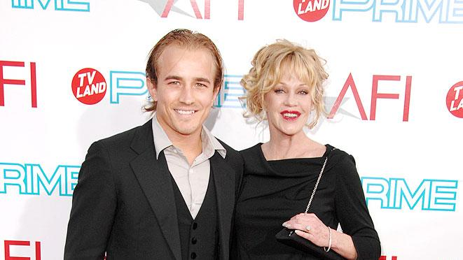 AFI Lifetime Achievement Awards Jesse Johnson and Melanie Griffith