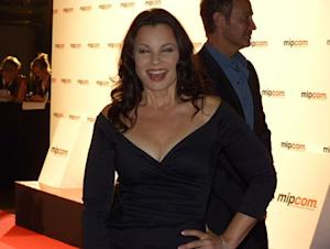 Actress Fran Drescher claims to have been abducted by aliens.