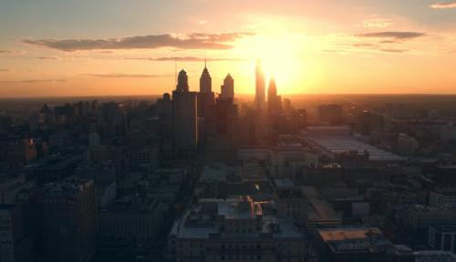Video Interlude: Think You've Seen The Best Drone Video of Philly? Think Again.