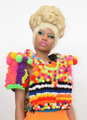 'American Idol' Top 9: Nicki Minaj Plays Fashion Police