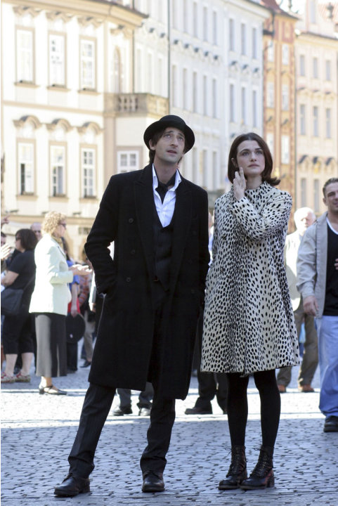 Adrien Brody Rachel Weisz The Brothers Bloom Production Stills Summit 2009