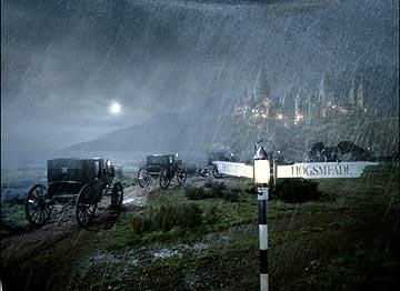 A scene from Warner Bros. Harry Potter and the Prisoner of Azkaban
