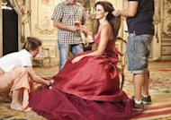 Penlope Cruz joue la muse pour Campari