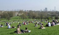 Britain Hotter Than Africa As Mercury Soars