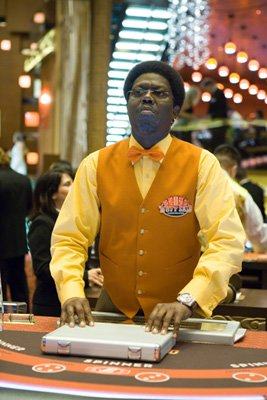 Bernie Mac in Warner Bros. Pictures' Ocean's Thirteen