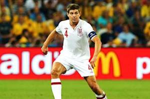 Gerrard named England's player of the year