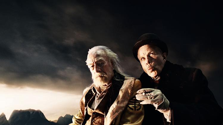 The Imaginarium of Doctor Parnassus Stills Sony Pictures Classics 2009 Christopher Plummer Tom Waits