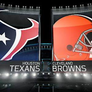 'Inside the NFL': Houston Texans vs. Cleveland Browns highlights