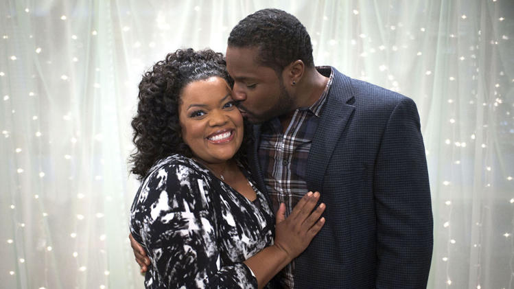 TV Weddings - Shirley Bennett and Andre Bennett: ?Community? (2012)