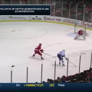 Lightning at Red Wings / Game Highlights