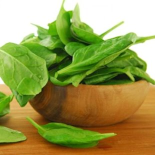 Singapore Spinach Picture on Best Power Foods For Women   Healthy Living   Yahoo  Sports Singapore