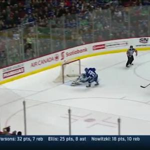 Kari Lehtonen Save on Chris Higgins (16:07/1st)