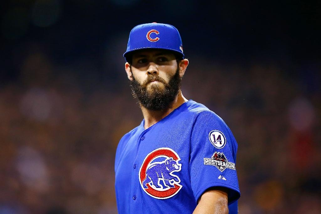 Baseball ace Arrieta fans 11 as Cubs beat Pirates to advance