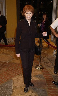 Premiere: Reba McEntire at the Westwood premiere of Shallow Hal - 11/1/2001