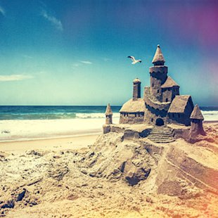 Mastering the sandcastle