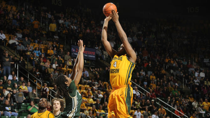 NCAA Basketball: William & Mary at George Mason