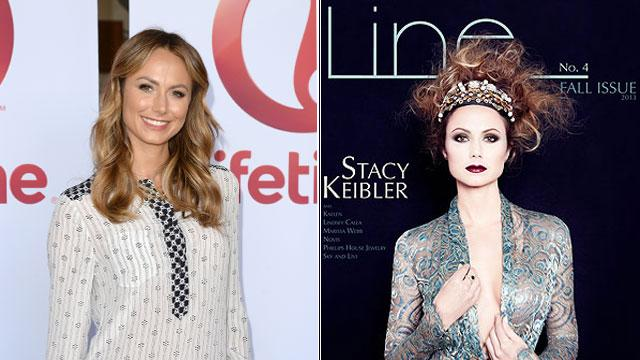 Stacy Keibler's Big Breakup Makeover?
