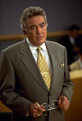 Albert Finney stars as attorney Ed Masry in Universal's Erin Brockovich