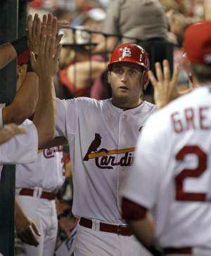 Lynn pitches Cardinals past Rockies 6-2